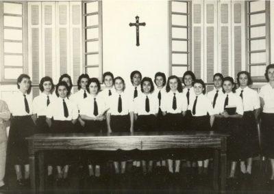 1958 - Diretoria do GELSA