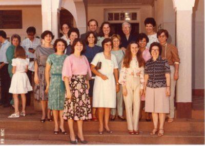 1984 - Corpo Docente