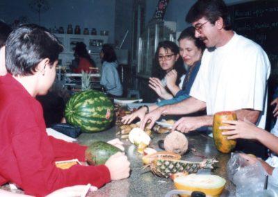 1994 - Aula sobre Frutas