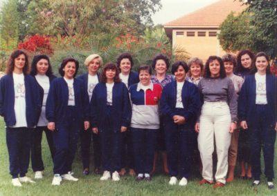1994 - Corpo Docente da Educação Infantil