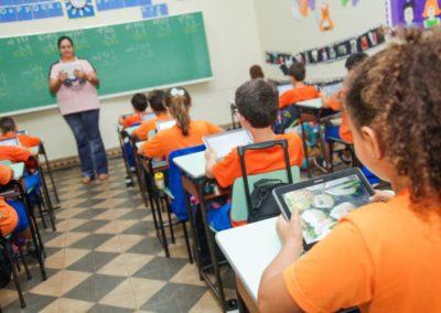 Ensino Fundamental I do Colégio Santo André
