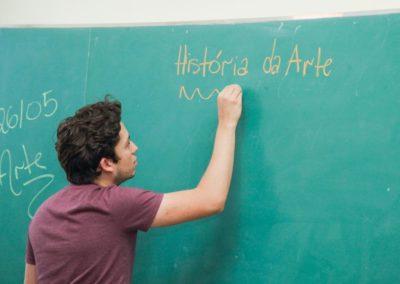 Ensino Fundamental II do Colégio Santo André