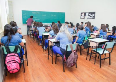 Ensino Fundamental II do Colégio Santo André