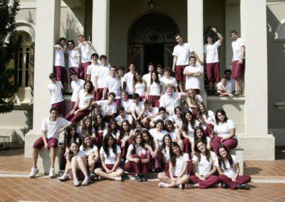 2010 - Turma de Alunos