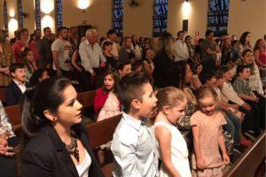 Missa em Ação de Graças (Jardim II da Ed. Infantil)