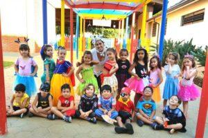 Carnaval na Educação Infantil