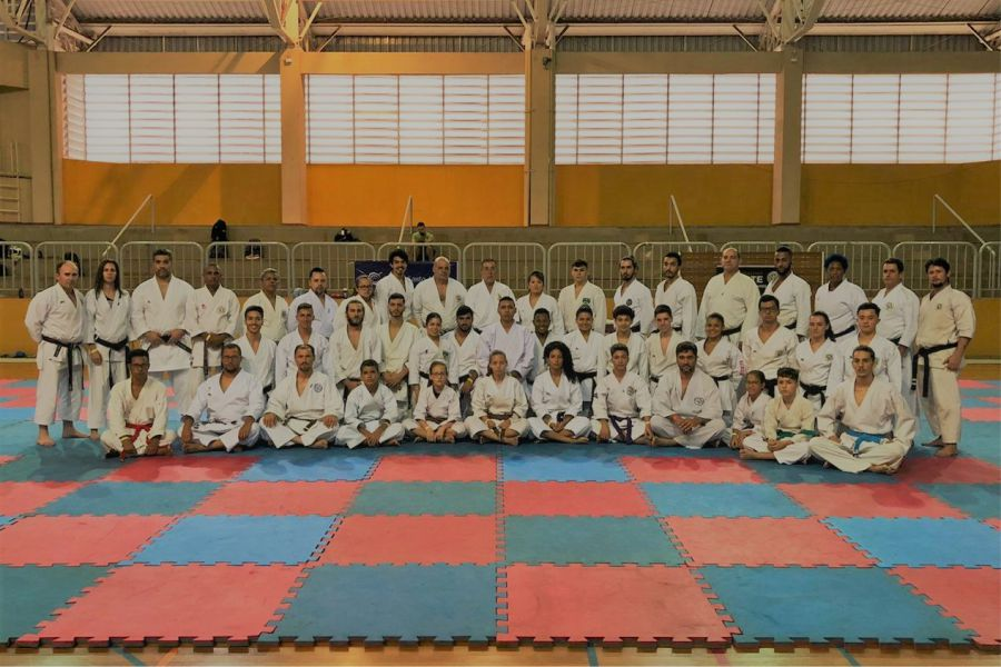 Workshop de Karate